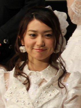 大島優子さん(13年1月撮影)