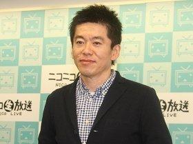 堀江貴文さん(2013年3月撮影)