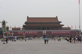 外国人記者に対する暴行は北京で起きたと報じられた