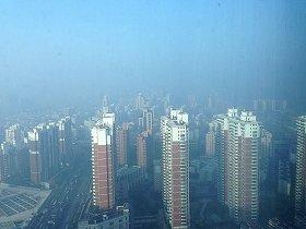 「PM0.5対策」も必要になりそう(写真は上海、2013年2月)