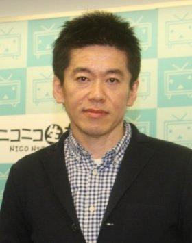 堀江貴文さん(13年3月撮影)