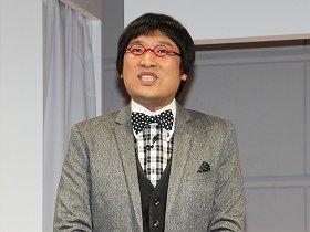 頻繁に殺害予告を受ける山里亮太さん(2013年10月撮影)