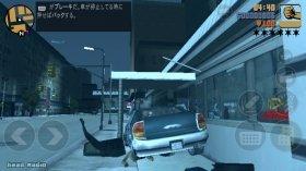 「GTA III」プレー画面