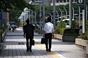 日本の景気は早くも下り坂なのか…