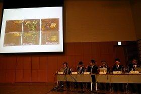 調査委員会では博士論文関連の画像がSTAP細胞の論文に流用され、データが「ねつ造」されたと断定した