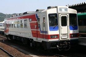 3年ぶりに全線が復旧した三陸鉄道(2010年撮影)