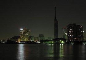 ASKA容疑者の逮捕は福岡市にも影響が出そうだ(写真は1989年にアジア太平洋博覧会=よかトピアが開かれたシーサイドももち地区)