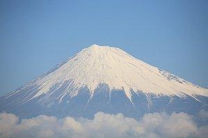 富士山頂は山梨県、それとも静岡県なの?