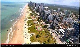 ブラジル政府が公開しているレシフェの紹介映像より