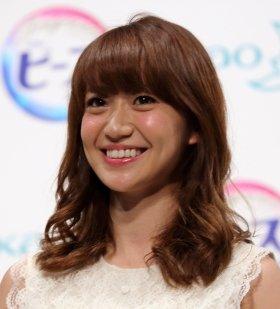 名指しで批判されてしまった大島優子さん(14年4月撮影)