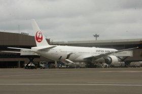 トラブルは成田発フランクフルト行きの機内で起きた(写真は同型機)