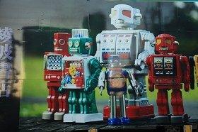 未来の人間はロボット無しでは暮らせない?(画像はイメージ)