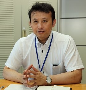東京財団研究員の小原凡司さん。「異常接近事案の再発防止には交流を深める必要がある」と話す。