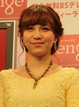 河西(かさい)智美さん(13年3月撮影)