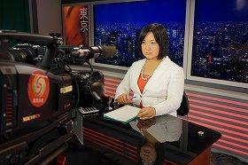香港フェニックステレビのリー・ミャオ東京支局長は、「内圧」を制御する必要性を説いている