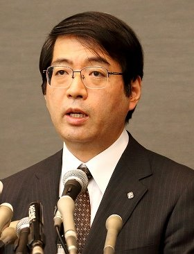 笹井副センター長(14年4月撮影)