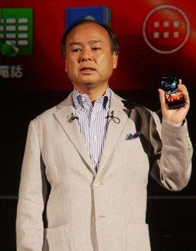 ソフトバンクの孫正義社長(12年10月撮影)