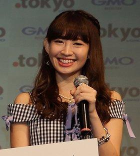 卒業発表が秒読みだとみられているAKB48の小嶋陽菜さん