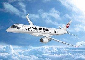 JALが導入を決めた三菱リージョナルジェット(MRJ)