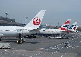 観光客の増加が期待されている(写真は成田空港)