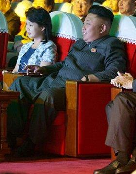 正恩氏の動静は9月3日のコンサート鑑賞を最後に途絶えている(写真は労働新聞から)