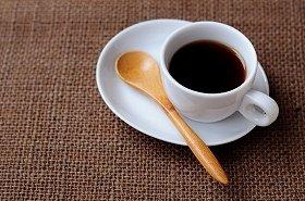 コーヒーにはポリフェノールが緑茶の約2倍も含まれている