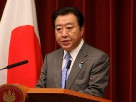 野田前首相は比較的演説が得意だとされている(2012年6月撮影)