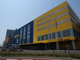 IKEAは「人の力」を重んじる(写真はIKEA船橋)