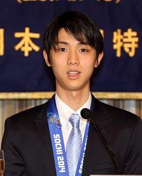 9日のエキシビションは欠場し、日本で精密検査を受けると報じられている(2014年4月撮影)