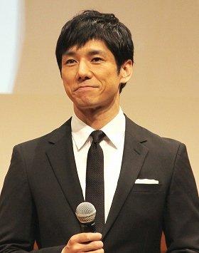 近々入籍するという西島秀俊さん(2014年2月撮影)