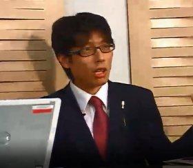 たかじんさんの遺言を持ち出した竹田さん(画像は11年9月放送「J-CAST THE FRIDAY」出演時)