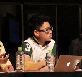 青木さんは茂木さんの期待に応え、未来のジョブズになれるだろうか(13年7月撮影)
