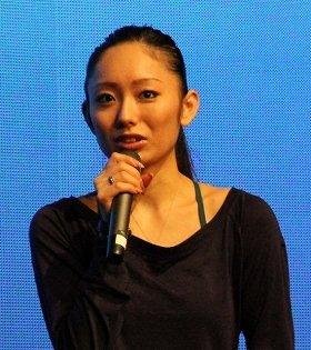 またしても「自分語り」してしまった安藤美姫(13年10月撮影)