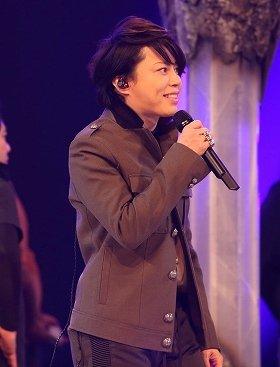 紅白歌合戦のリハーサルに臨む西川貴教さん