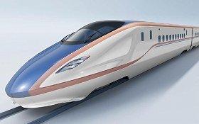 札幌から東京まで伸ばしても...(画像はE7系・W7系新幹線の外観イメージ)
