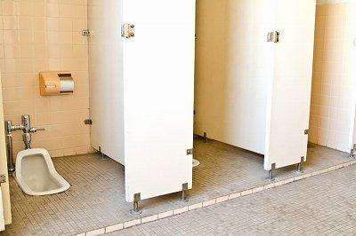 現代っ子は「和式トイレ」使えない?(画像はイメージ)
