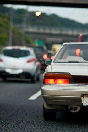 「逆走車」に遭遇したら、どうすればいい?(画像はイメージ)
