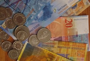 外国為替市場は「スイスフラン・ショック」に見舞われた!(画像は、イメージ)