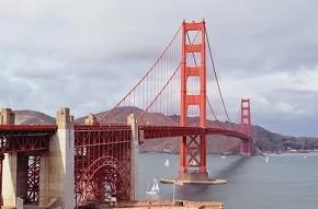 日本人にもなじみ深いサンフランシスコが次の舞台だ