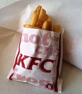 ケンタッキーでポテトがしばらく食べられなくなる?