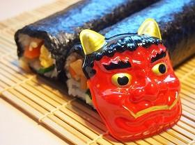 日本中に浸透してきた「恵方巻」の風習