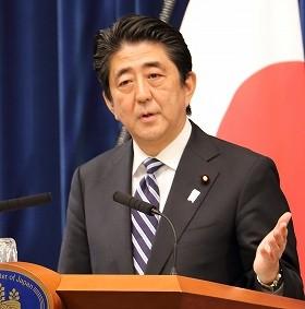 外務省は安倍首相の指示を否定