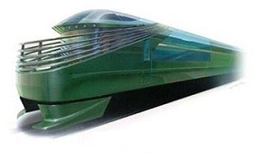 JR西日本が17年春から運行する「TWILIGHT EXPRESS 瑞風(トワイライトエクスプレス みずかぜ)」