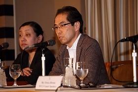 報ステ「降板」と「I am not Abe」発言との関係 「元経産」古賀氏が「(局)トップの意向」を解説