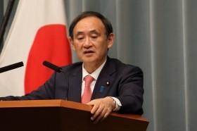 菅官房長官は、原告と「緊密に連携をとっている」と話すが...