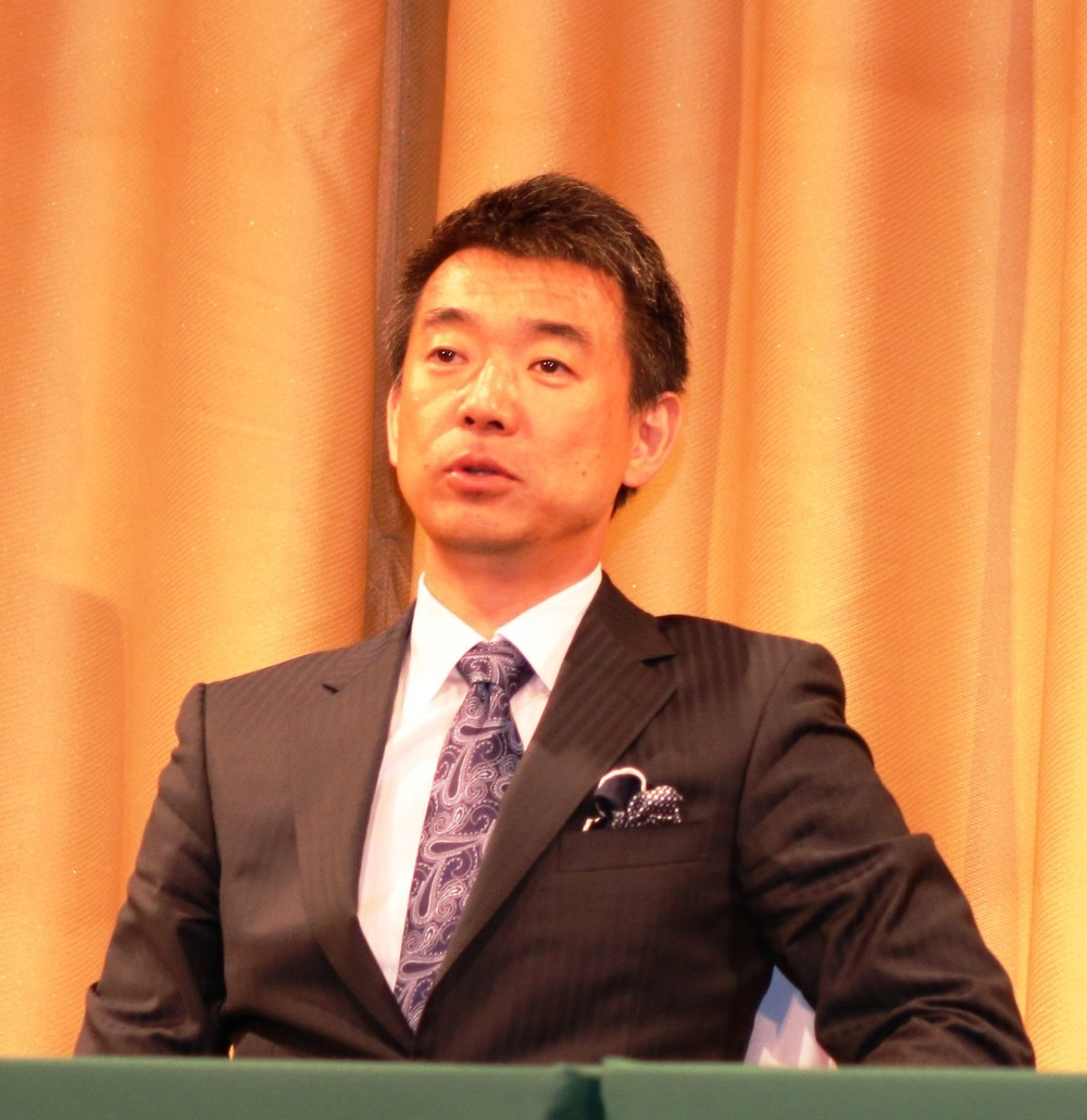 橋下氏、政界引退表明も「舌好調」 NHK「麿」と共演したい?