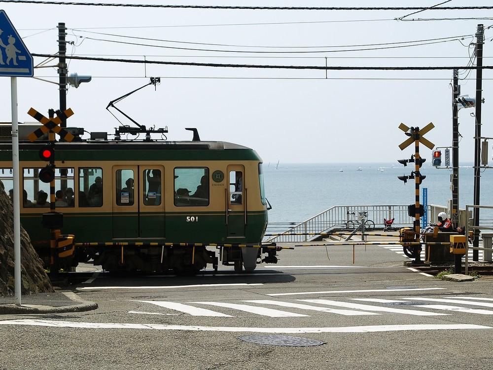 鎌倉訪れる韓国人旅行客が増加 お目当ては「スラムダンク」舞台の「聖地巡礼」