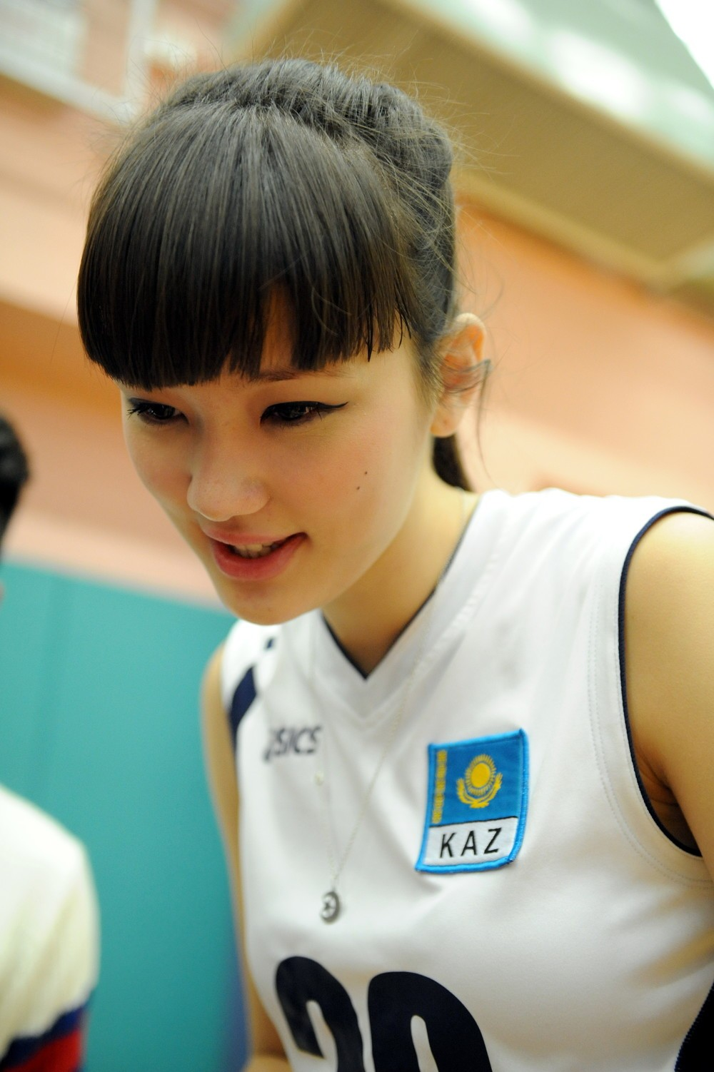 「世界一美しいバレーボール選手」が日本のチームにやってくる! 「人生で初めて観戦に行くか」にわかファンも