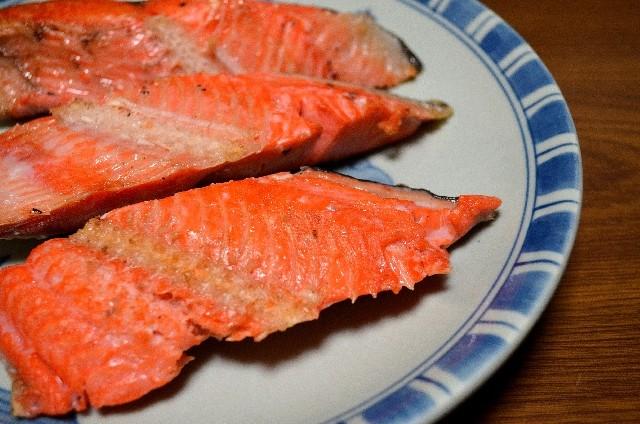 サケ(鮭) 万能のおサカナ君はボケ防止にがん予防、美肌まで