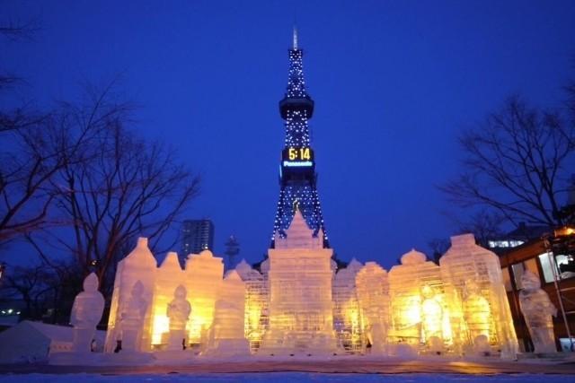 なぜ、中国人は北海道が好きなのか・・・(画像は、毎年2月に開かれる「さっぽろ雪まつり」)